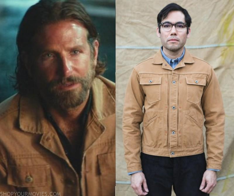 Star BornJack's FashionStyle Brown A Is Canvas Jacket ZOiPkXuT
